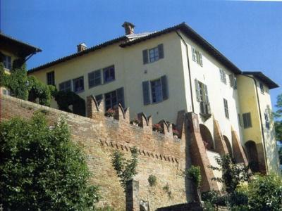 Palazzo Tornieli a Mombello Monferrato