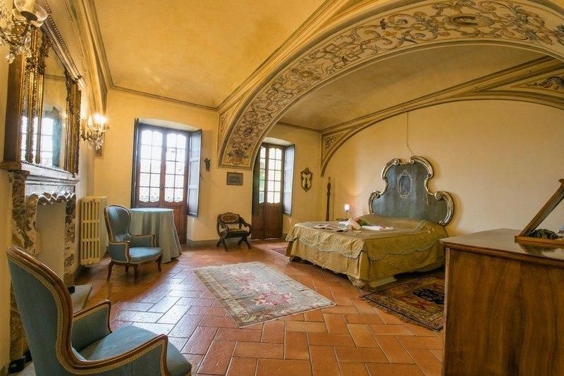 Suite Sposi a Palazzo Tornielli