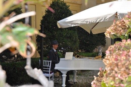 musica dal vivo in dimora storica in Monferrato