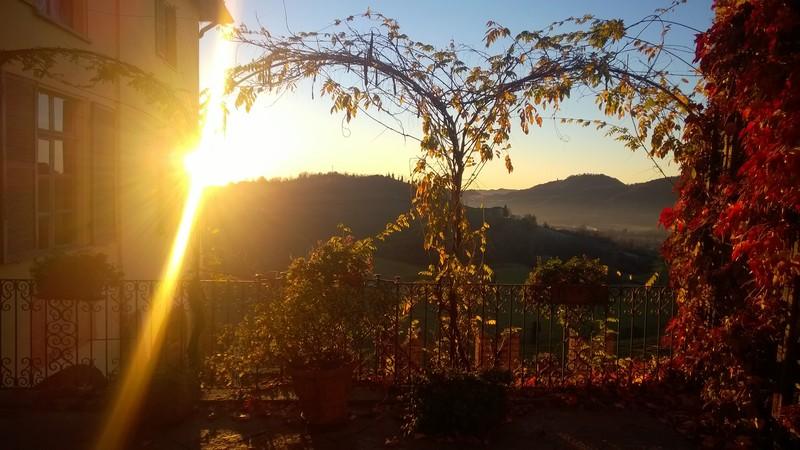 panorama colline mombello monferrato