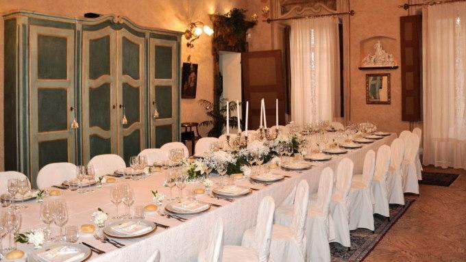 sala per banchetti ed eventi in monferrato
