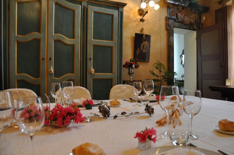 tavolo per evento pranzo o cena